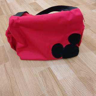 #July100 Disney Mickey Diaper Bag