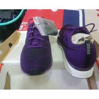"賣Nike Flyknit Trainer ""Purple"" 紫色 AH8396-500 飛線 編織 US9 27cm"