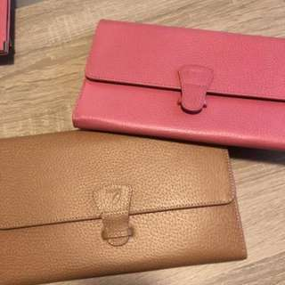Aspinal designer passport holders & wallets