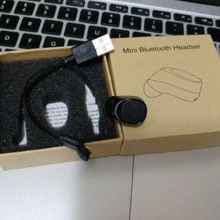 Mini Bluetooth Headset S630 迷你藍芽耳機