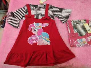 Dress Kuda Poni
