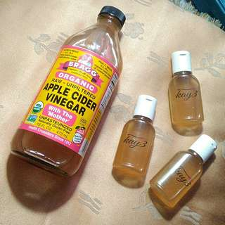 BRAGG - Apple Cider Vinegar / cuka apel
