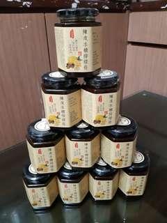 夏日特價7月優惠  自家制 陳皮冰糖燉檸檬