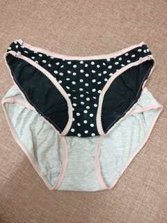 Preloved Young Heart Panty (2 colors available)