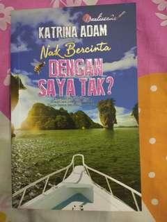 Novel Nak Bercinta Dengan Saya Tak?