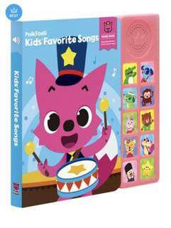 Pinkfong Sound Book - Kid's Favorite Song