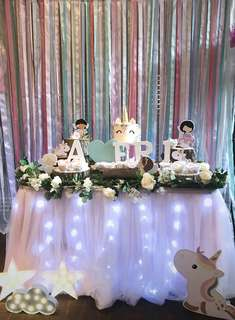 Flower Fairies Theme Party Rental Package