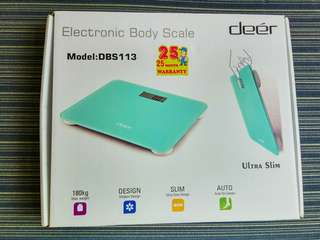 Deer Electronic Body Scale