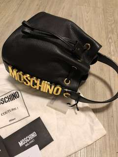 New Moschino crossbody Bag made in Italy