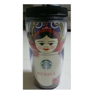Starbucks Russia Water Tumbler (New)