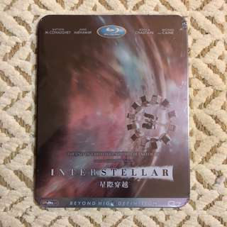 Interstellar DVD