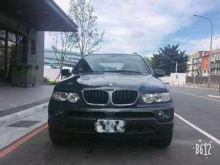 BMW E53 X5 3.0