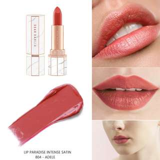 🌼 Dear Dahlia ♥️♥️ Lip Paradise Intense Satin / Marble Lipstick - 804 Adele