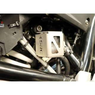 SRC BMW G310 R Rear Brake Reservoir Guard (Available in Black or Silver)
