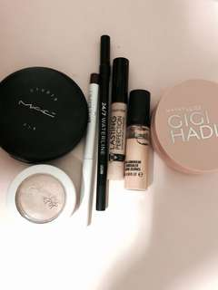 Makeup sale (MAC, colourpop, urban decay, Maybelline)