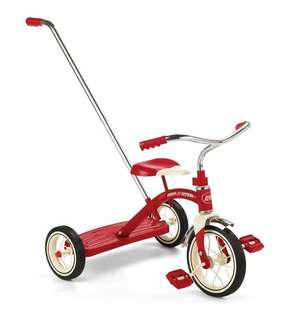 Radio flyer red classic tricycle