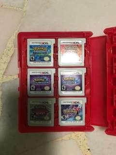 3DS Games Pokemon CHEAP