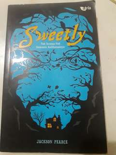 "Preloved novel ""Sweetly"" -"