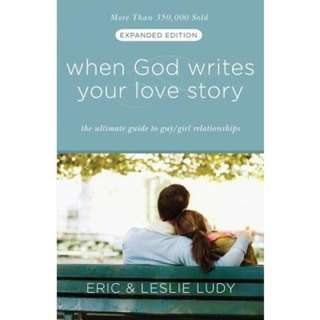When God writes your love story (Christian dating book)!