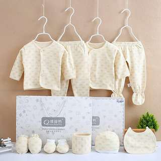 READY ITEM New Born cloth (1 set)