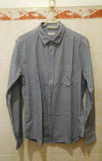 Bench Checkered Long Sleeves