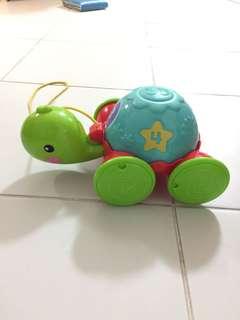 Fisher price tortoise