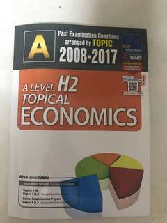 A level h2 topical economics TYS (SAP education)