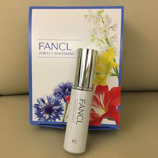 Brand new fancl whitening essence