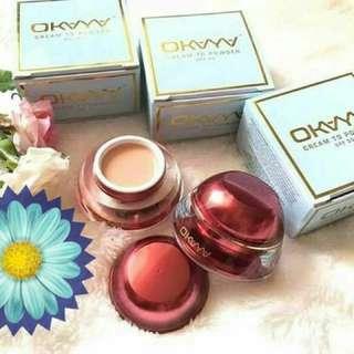 Okaya Cream To Powder Foundation 😍READY STOCK😍