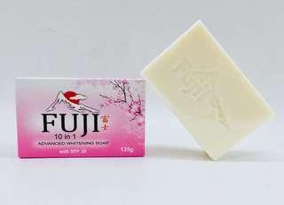 FUJI 10 In 1 Advanced Whitening Soap w/ SPF30