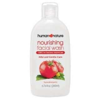 Nourishing Facial Wash