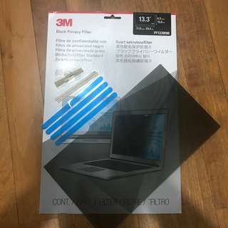 """3M PF13.3W9 Privacy Filter for Widescreen Laptop 13.3"""""""