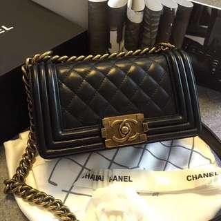 Chanel Boy 20cm