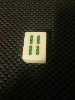 1 piece of mahjong tile (Set A)