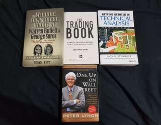 Trading/Investment Books