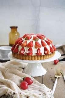 "Cake stand 10"""