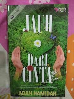 Novel Jauh Dari Cinta