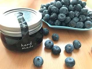 藍莓手工果醬 Blueberry Jam (Net Weight: 150g)