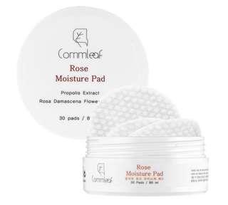 Authentic Commleaf Rose Moisture Pad