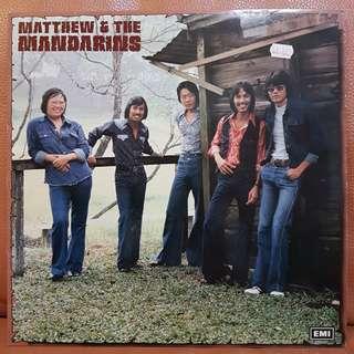 Reserved: Matthew & The Mandarins Vinyl Record