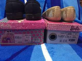 Barbie and Dora Shoes