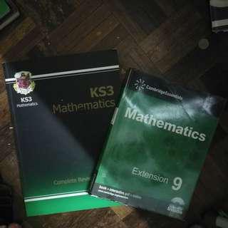 Ks3 math text book