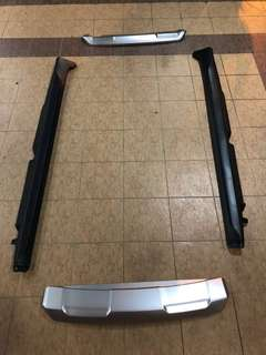 Honda BRV skirt - original parts