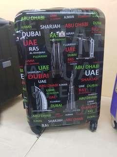 Voyager Luggage Bag medium up to 25kilos suitcase