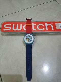 PRELOVED SWATCH SUOS101 ORIGINAL