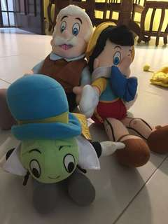 The Pinocchio family