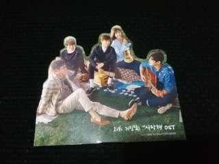 100%全新韓劇《她愛上了我的謊》(그녀는거짓말을너무사랑해) 立體卡