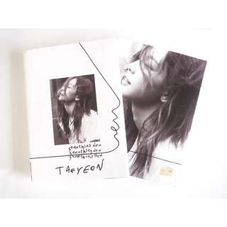 "TAEYEON""Something New""淨專"