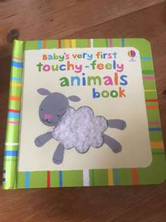 Usborne baby very first book