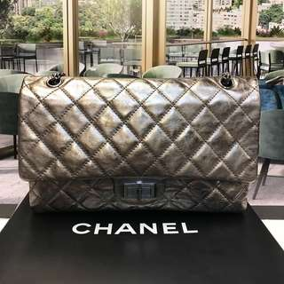 Chanel Double Flap Leather Classic Handbag